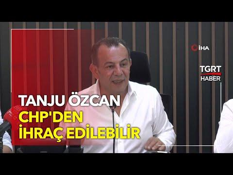 Bolu Belediye Başkanı Tanju Özcan'a İhraç Sinyali - TGRT Haber