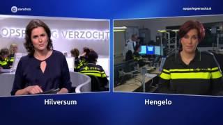 Enschede: Herenkapper (50) in brand gestoken