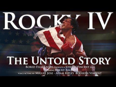 Rocky IV - The Untold Story