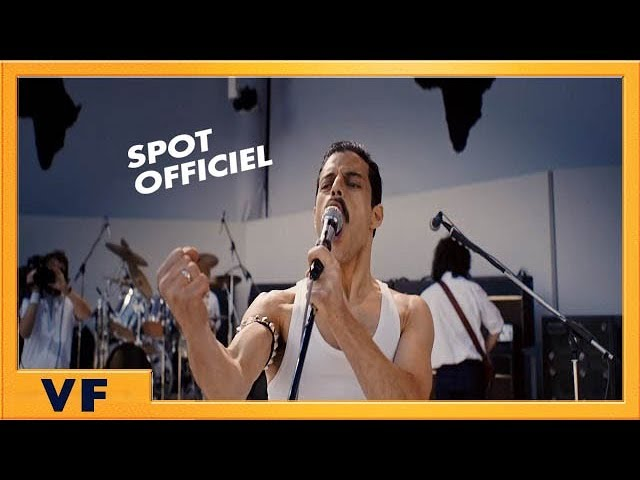 Bohemian Rhapsody | Spot [Officiel] AY-O 30'' VF HD | 2018