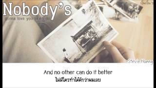 Nobody - Stevie Hoang [THAISUB]