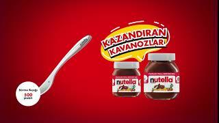 Nutella kavanozları kazandırmaya devam ediyor! Uygulamayı indir, puanları topla, hediyeni seç!