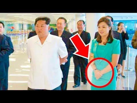 Kuzey Kore Lideri Kim Jong-Un'un Eşi ve...