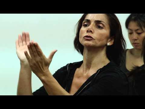 Flamencos por el Mundo  -  Clases Manuela Rios