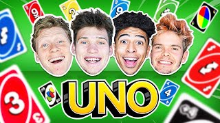 2HYPE HOUSE Plays UNO - Funny Moments