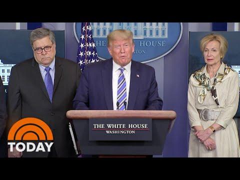 Trump Signals Impatience