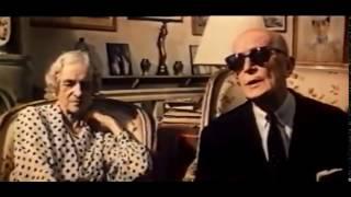 Князь Феликс Юсупов   интервью  для фильма