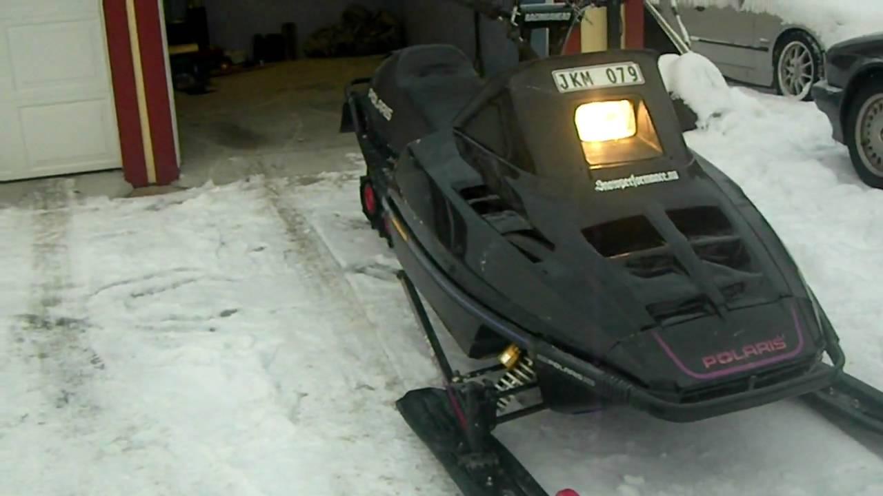 Pipes Ultra Snowmobile Polaris