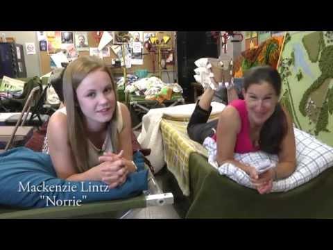 Mackenzie Lintz goes 'Under the Dome' for Season 2.