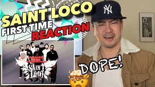 LOCO FIRST TIME REACTION to SAINT LOCO - TERAPI ENERGI (Official Music Video)   New Yorker REACTION