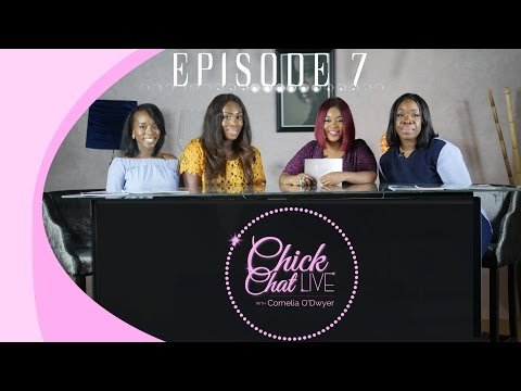 CHICK CHAT LIVE EPISODE 7-MARKING YOUR TERRITORY WITH A CRAZY EX-WIFE