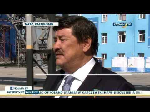Over 700 billion tenge to be invested in Kazakh chemical industry - Kazakh TV