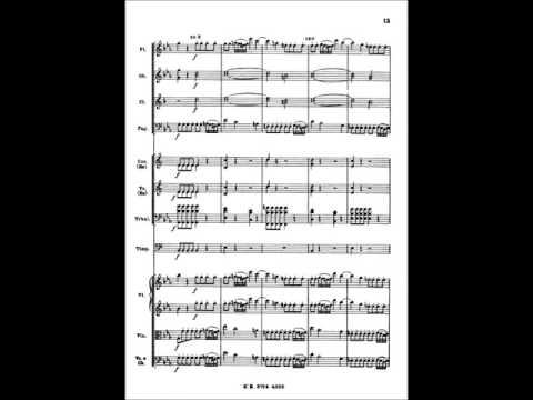 Magic Flute Overture - Orchestra Score