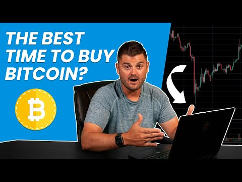 Revealed: The BEST Time To Buy Bitcoin