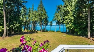 Qualicum Oceanfront Luxury Estate Property
