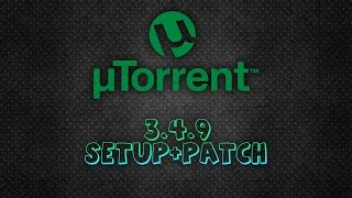 uTorrent Pro 3.4.9 Build 42606 || Setup+Crack|| 32/64 Bit || 100% Working Oct-2016
