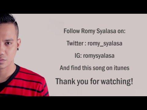Romy Syalasa - Kamu Satu Lyrics Video
