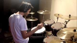Avenged Sevenfold - Welcome to the Family DRUM COVER by Emre MIRNAK