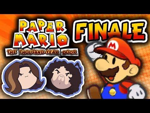 Paper Mario TTYD: Finale - PART 131 - Game Grumps