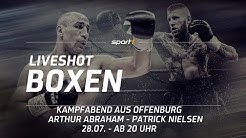 Boxen ReLive 🔴 | Kampfabend aus Offenburg | Arthur Abraham - Patrick Nielsen | SPORT1