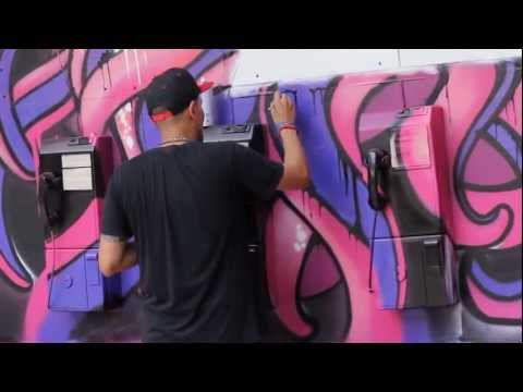 ART VENTURE TV : STREET ARTS @ SIAM