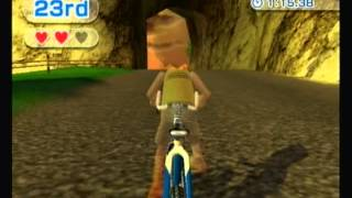Wii Sports Resort - Cycling 6 Stage Road Race