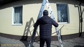лестница Krause 013408 обзор