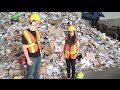 Tour of London's Recycling Centre