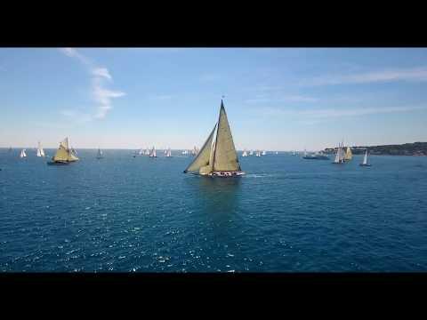 Antibes Classic Yacht Reggata 2017