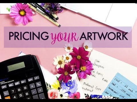 pricing your artwork