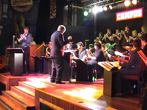 Ollie Solo Northumberland County Youth Jazz Orchestra Sunderland 2009