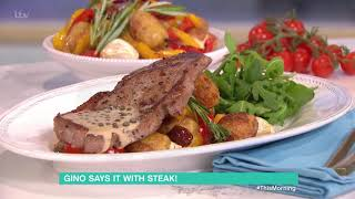 Gino Says it With Steak | This Morning