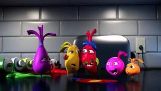 Прикольный мультик «Овощная вечеринка» - Творческая личность (58 серия)