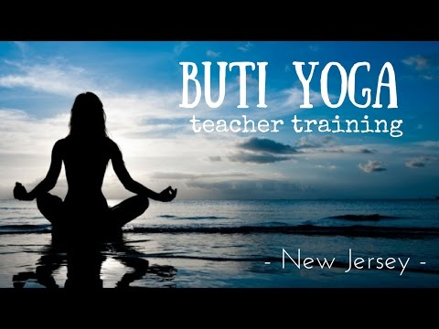BUTI yoga teacher training in New Jersey - ENG / magyar
