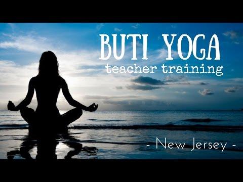 Buti Yoga Teacher Training In New Jersey Eng Magyar Youtube