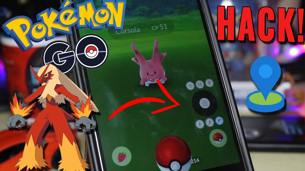 NEW Pokemon Go Hack V.0.87.5 Works On Android Device +Red Warning Error Fix + Joystick Hack NEW ...