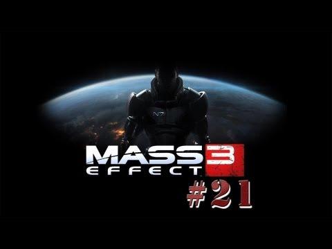 """Смотреть прохождение игры Mass Effect 3. Серия 21: """"Корабль гетов."""""""