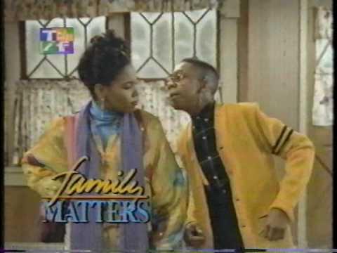 ABC TGIF Friday Promo - Family Matters/ Perfect Strangers