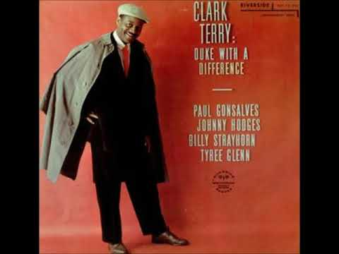 Clark Terry -  Duke with a Difference ( Full Album )