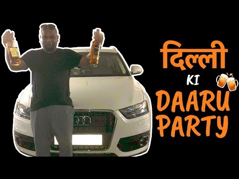 Dilli Ki Daaru Party | Stand up Comedy by Nishant Tanwar