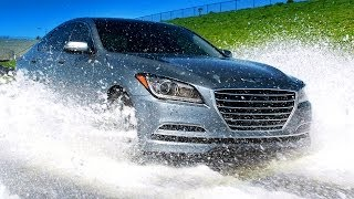Hyundai Genesis of Their Latest Commercial The Downshift Ep. 79