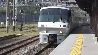 特急きらめき103号 門司港駅1番のりば入線