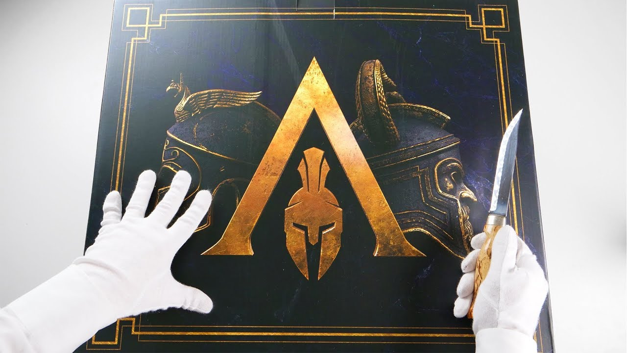 assassins creed odyssey limited edition