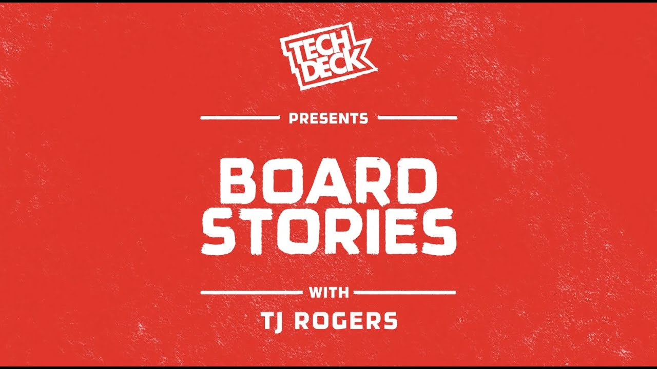Board Stories with TJ Rogers