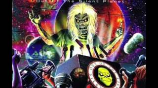 Iron Maiden - Out Of The Silent Planet (Single Edit Version)