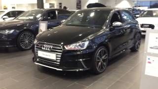 2017 AUDI S1 - Exterior and Interior Review