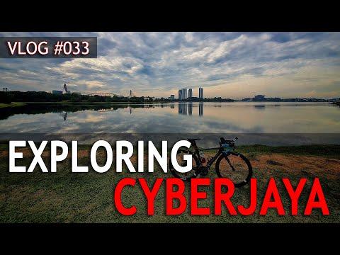 Cyberjaya exploring ride