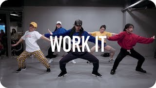 Video Work It (Royalty Trap Mashup) - Missy Elliott / Minyoung Park Choreography download MP3, 3GP, MP4, WEBM, AVI, FLV Oktober 2018