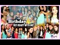 Birthday get ready with me: Hair, Makeup and Outfit!