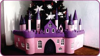 How To Make a Fairy Castle as a DIY 3D Puzzle